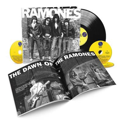 #7. Ramones | Ramones: 40th Anniversary | Deluxe Box Set