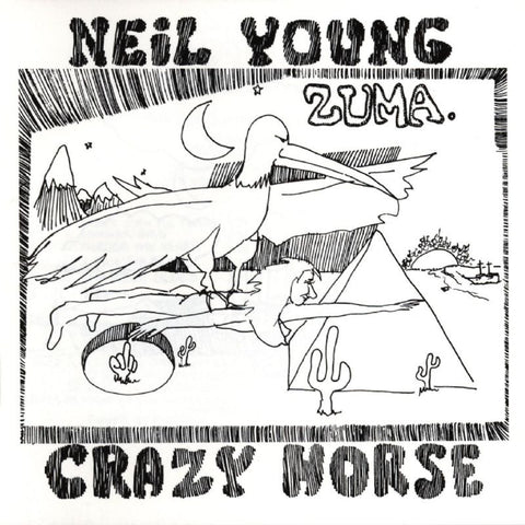 Neil Young | Zuma [Import] | LP 180g Vinyl