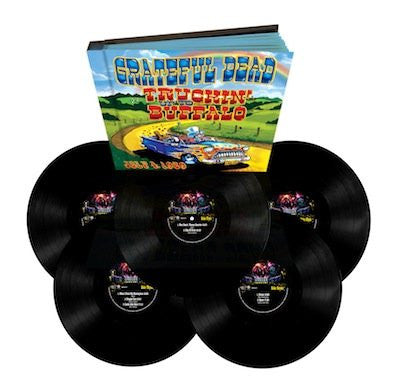 Grateful Dead | Truckin' Up to Buffalo: July 4, 1989 | Limited Edition Numbered 180g 5LP Box Set