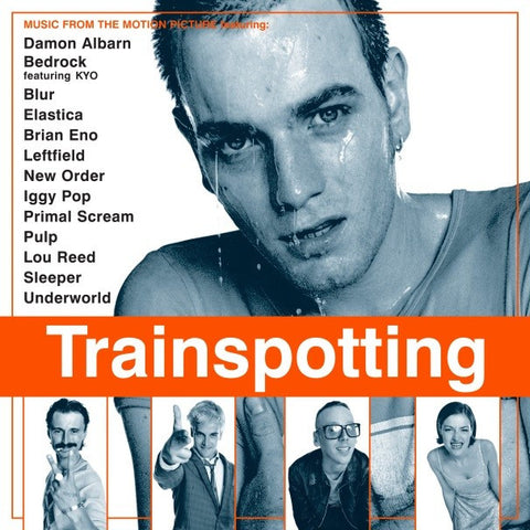 Various Artists | Trainspotting: 20th Anniversary Official Soundtrack | Vinyl LP [UK Import]