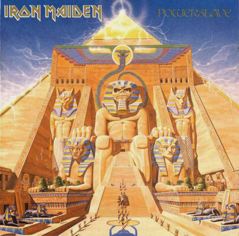 Iron Maiden | Powerslave | Limited Edition 180g Vinyl LP