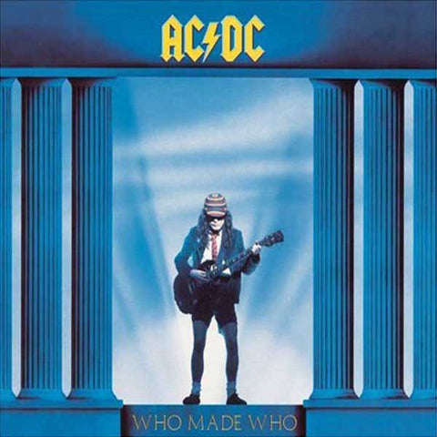 AC/DC | Who Made Who [Import] | Vinyl LP