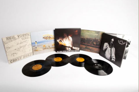Neil Young | Official Release Series Discs 5-8  | Vinyl 4 LP 180 Gram Box Set