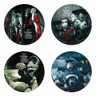 Danny Elfman | Tim Burton's The Nightmare Before Christmas | Limited Edition Picture Disc Vinyl 2LP