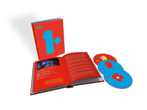 The Beatles | 1 | Deluxe Edition CD/2 Blu-ray