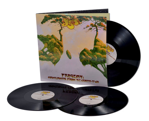 Yes | Progeny: Highlights from Seventy-Two | Vinyl LP