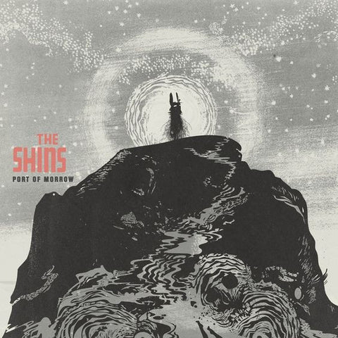 "The Shins | Port Of Morrow | Exclusive 24x24"" Lithograph Print"
