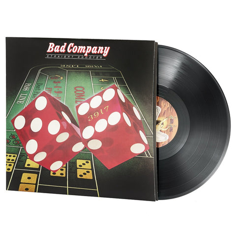 Bad Company | Straight Shooter | 180g Vinyl LP