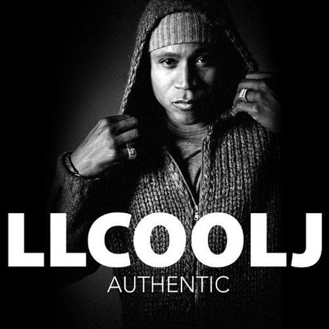 "LL Cool J | Authentic | 18x24"" Poster"