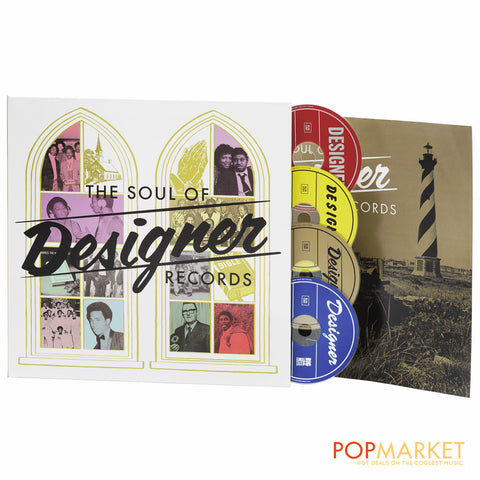 Various Artists | The Soul of Designer Records | CD Set