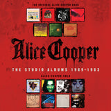 Alice Cooper | The Studio Albums 1969-1983 | 15 CD Box Set