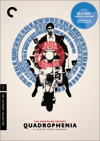 The Who | Quadrophenia: Criterion Collection | Blu-ray or DVD