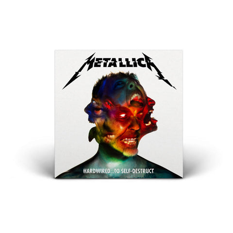 Metallica | Hardwired... To Self Destruct | Colored Vinyl 3LP Deluxe Box Set