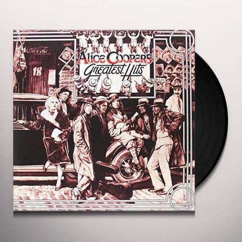 Alice Cooper | Alice Cooper's Greatest Hits | Limited Edition 180g Vinyl LP