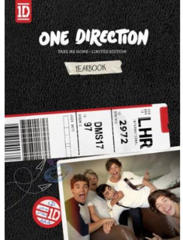 One Direction | Take Me Home | Collectible Yearbook Edition (Canada)
