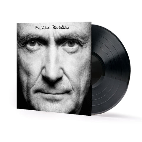 Phil Collins | Face Value  | Vinyl LP 180 Gram