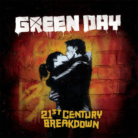 Green Day | 21st Century Breakdown | 180g Vinyl LP