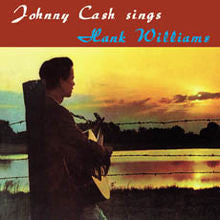 Johnny Cash | Sings Hank Williams | 180g Vinyl LP
