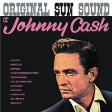 Johnny Cash | The Original Sun Sound of Johnny Cash | 180g Vinyl LP