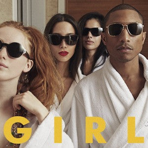 Pharrell Williams | Girl | Vinyl LP