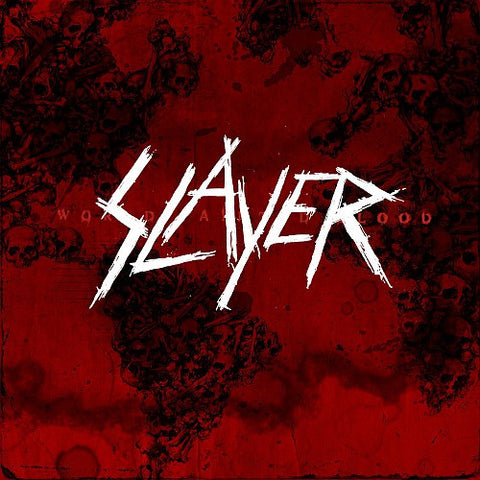Slayer | World Painted Blood | 180g Vinyl LP