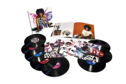Sly and the Family Stone | Higher! (Limited Edition) | Vinyl LP Box Set