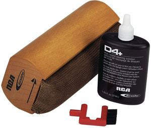 RCA | Discwasher-T53107 D4 Record Care