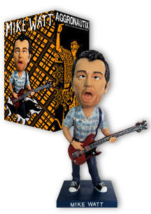 Mike Watt | Throbblehead Figure (Numbered Limited Edition) | Figurine