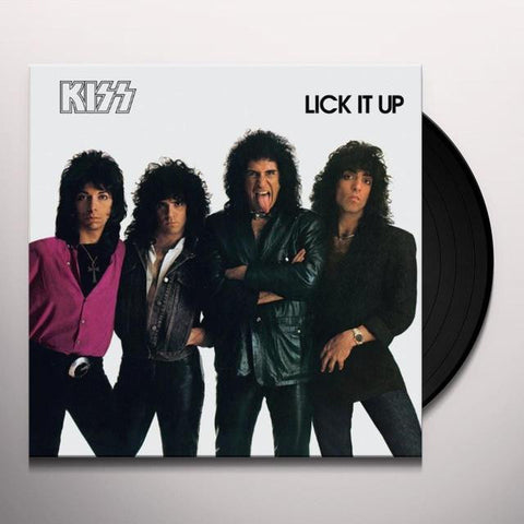 KISS | Lick It Up | 180g Vinyl LP