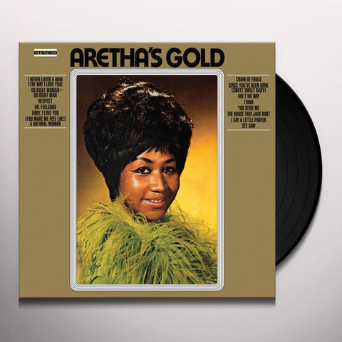Aretha Franklin | Aretha's Gold | Limited Edition 180g Vinyl LP