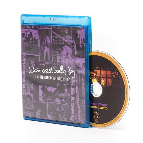 Jimi Hendrix | West Coast Seattle Boy - Voodoo Child | Blu-ray