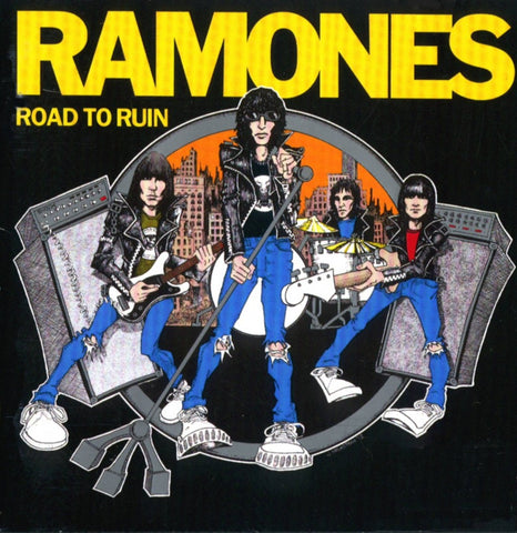 Ramones | Road to Ruin | Vinyl LP