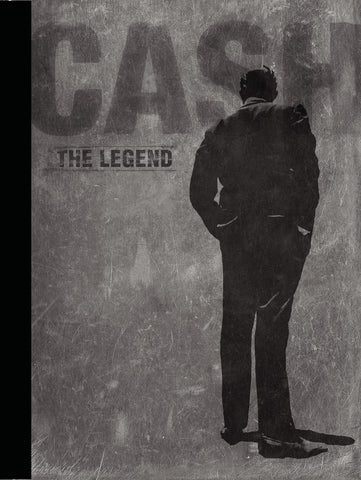 Johnny Cash | The Legend  | Book