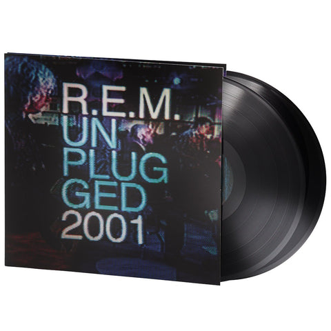 R.E.M. | MTV Unplugged, 2001 | Vinyl LP