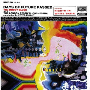 The Moody Blues | Days of Future Passed | 180g Vinyl LP (Limited Edition)