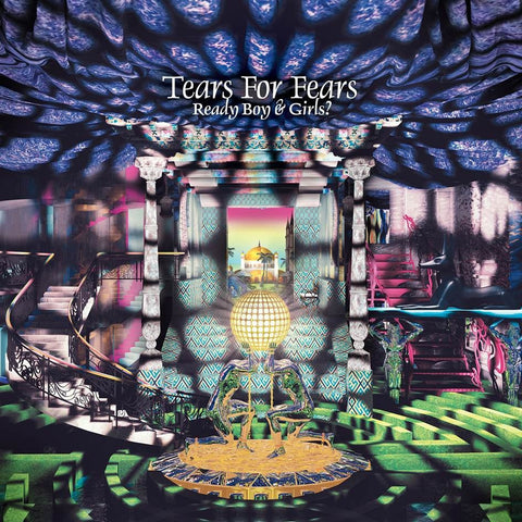 "Tears For Fears | Ready Boys & Girls | 10"" Colored Vinyl"
