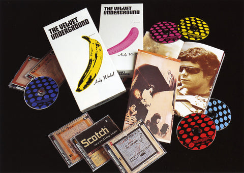 Velvet Underground | Peel Slowly and See | CD Box Set