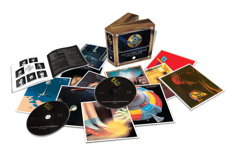 Electric Light Orchestra | The Classics Album Collection | CD Set