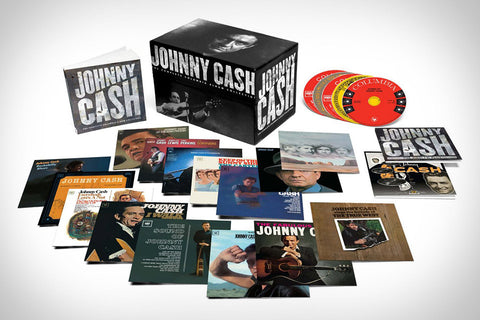 Johnny Cash | Complete Columbia Albums Collection | 63 CD Box Set