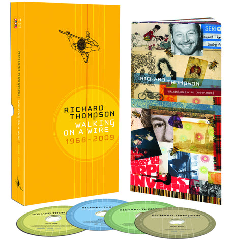 Richard Thompson | Walking on a WireL 1968-2009 | CD Box Set