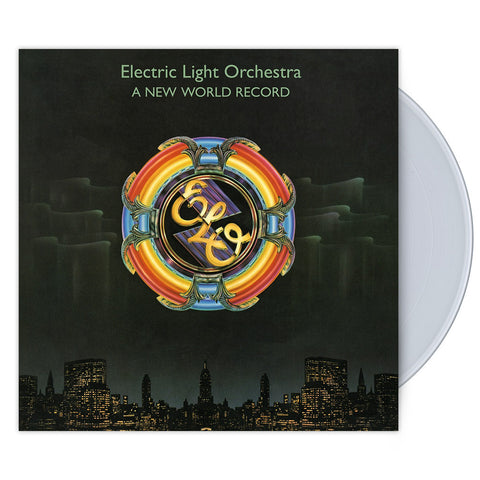 Electric Light Orchestra | A New World Record  | Vinyl LP Color Disc