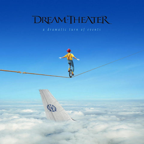 Dream Theater | A Dramatic Turn of Events | 180g Vinyl 2LP