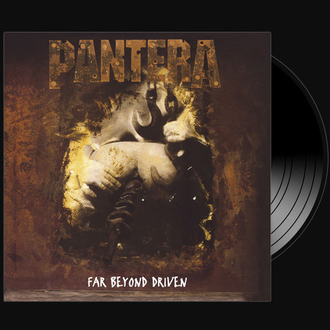 Pantera | Far Beyond Driven | Vinyl 2 LP