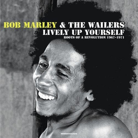 Bob Marley & The Wailers | Lively Up Yourself: Roots Of A Revolution 1967-71 | Vinyl 2LP
