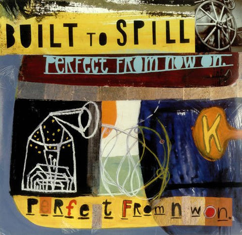 Built to Spill | Perfect from Now on | 180g Vinyl LP