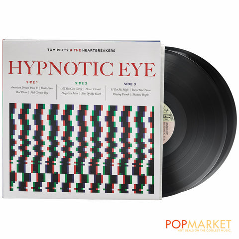 Tom Petty and the Heartbreakers | Hypnotic Eye | Vinyl 2LP 180 Gram
