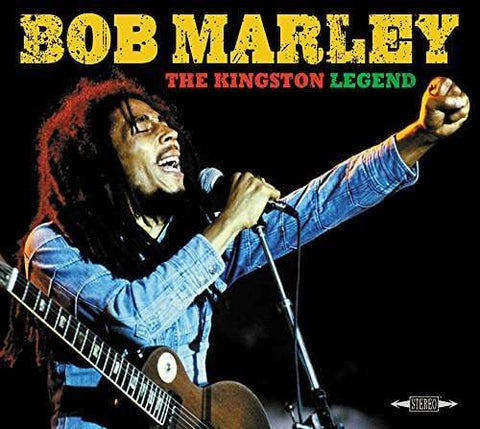 Bob Marley | Kingston Legend [Import] | Vinyl LP