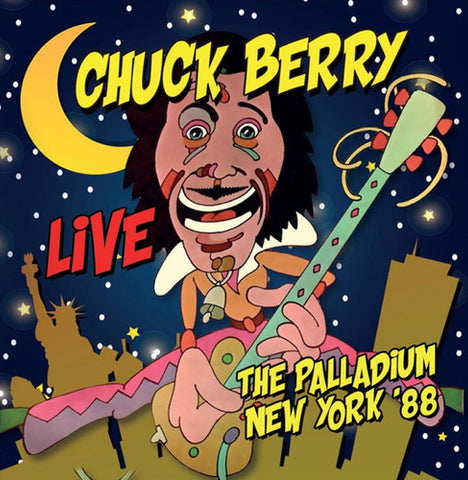 Chuck Berry | Live At The Palladium: New York '88 | Vinyl LP