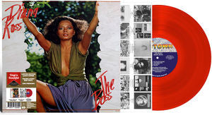 Diana Ross | The Boss | Deluxe Edition Red Vinyl LP