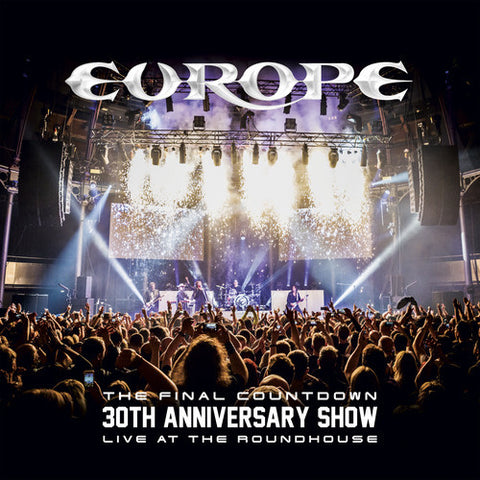 Europe | The Final Countdown: 30th Anniversary Show (Live At The Roundhouse) | Blu-ray + 2-CD Set